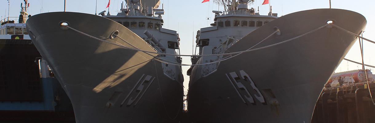 Australia's-Frontline-Ships